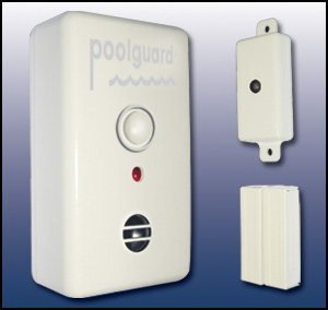 Poolguard Door Alarm Dapt Wt